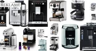 Den ultimative espressomaskine test