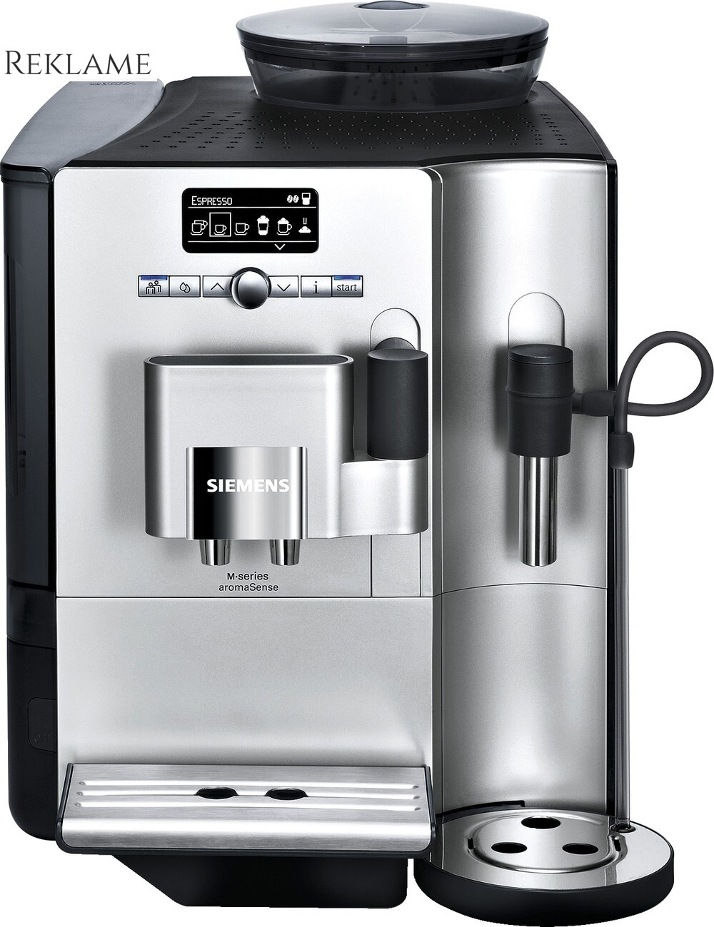 test kapsel kaffemaskiner
