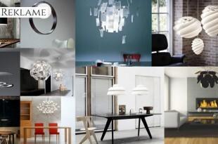 Loftlamper til hjemmet - Inspiration