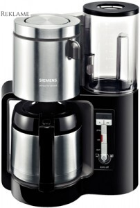Siemens-tc86503 kaffemaskine
