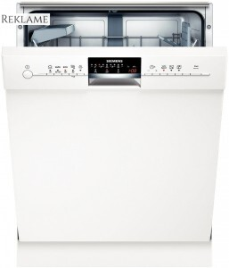 Siemens SN45M231SK opvaskemaskine test