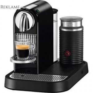 nespresso citiz milk d121 espressomaskine