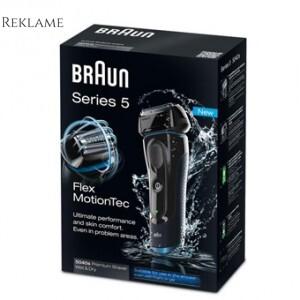 Braun-5040S barbermaskine