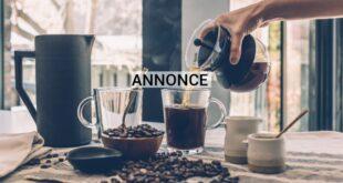 En kop kaffe i det dejlige solskinsvejr